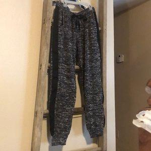Stylish sweat pants